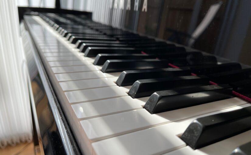 Piano lessons Bromsgrove